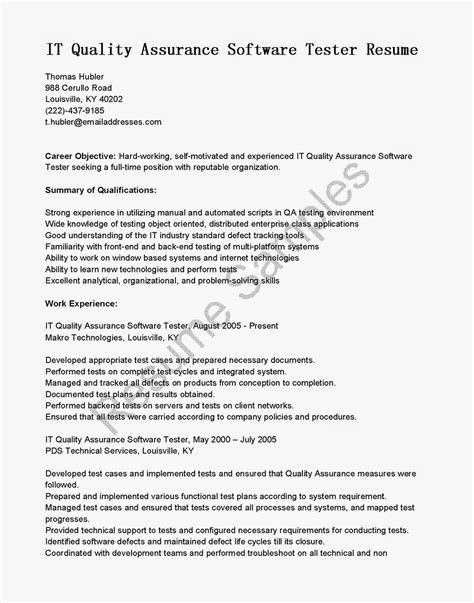 Game Tester Resume Example JUSTRECOMMENDSGQ